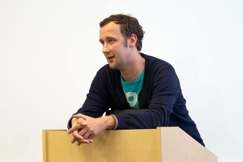Markus Spiering of Flickr