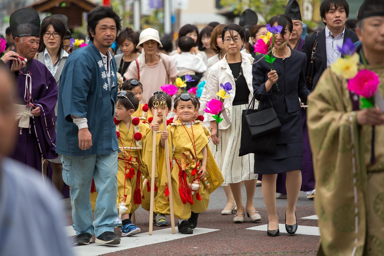 Nara Monju-e Ceremony