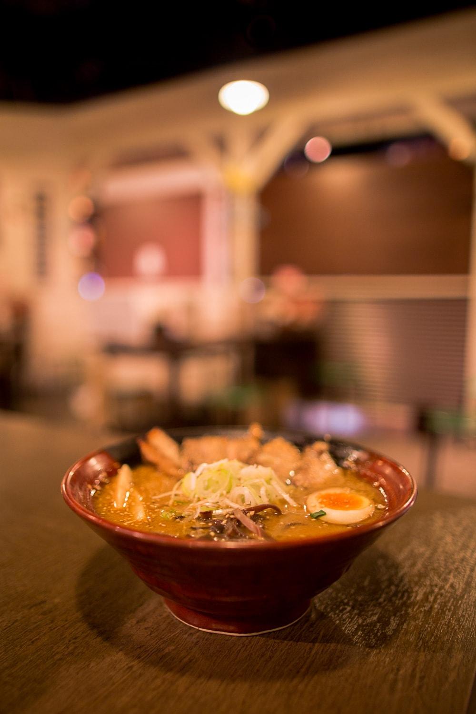 Delicious Sapporo ramen