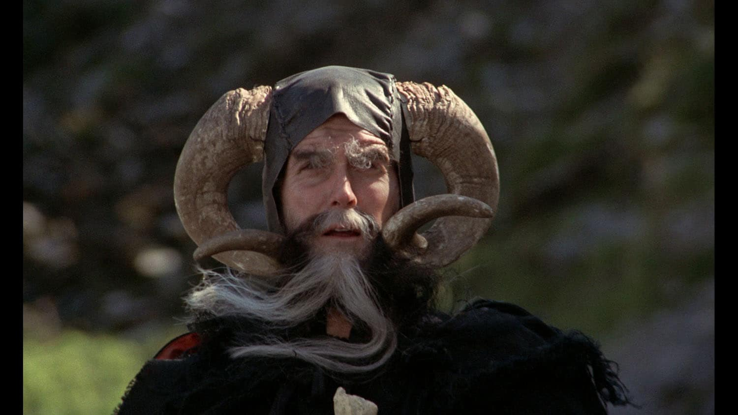 """Get on with it!"" (Tim the Enchanter)"