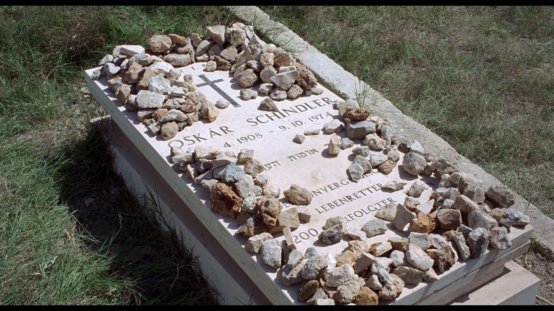 Image result for schindler's list grave