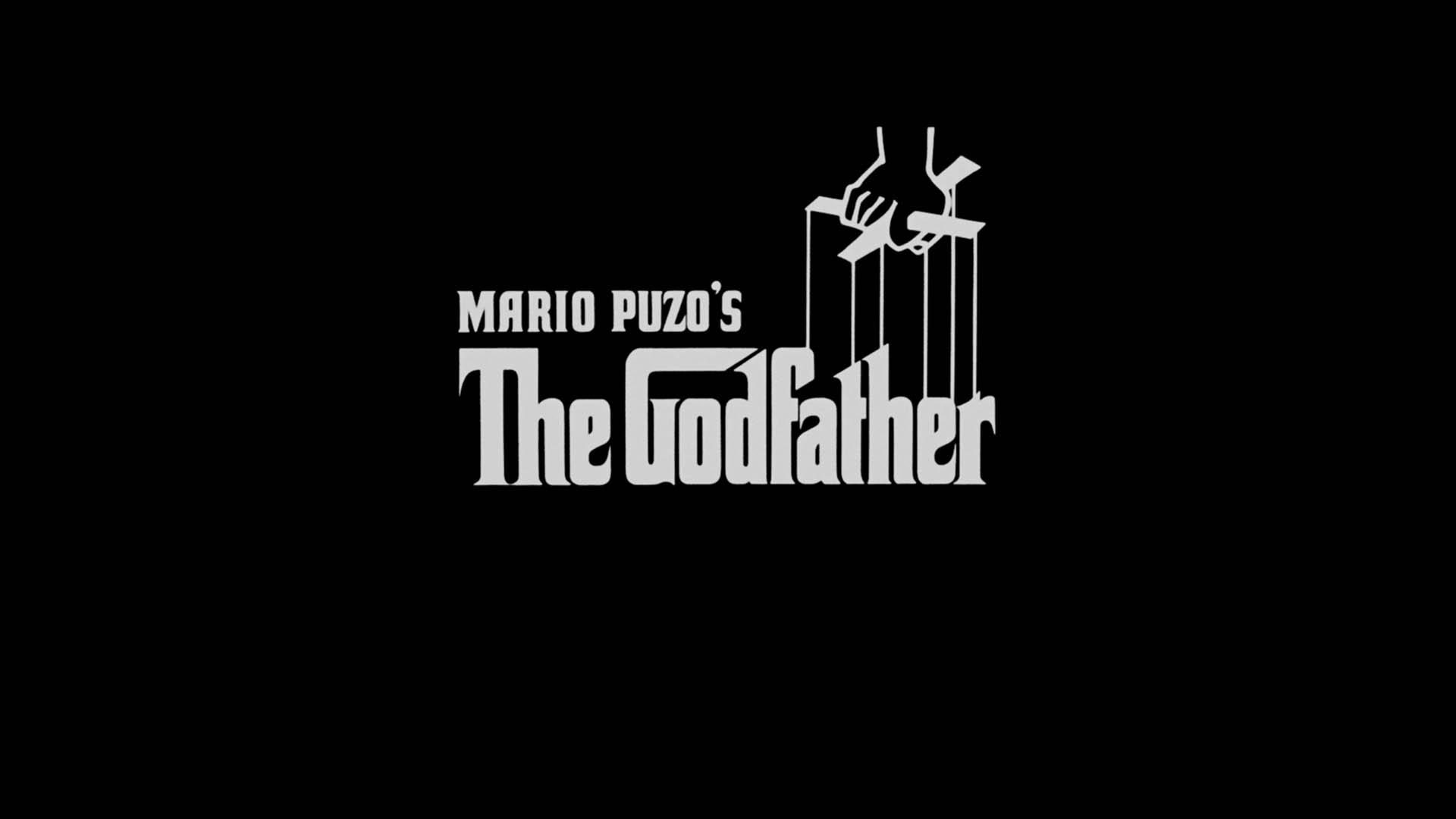 The Godfather opening logo