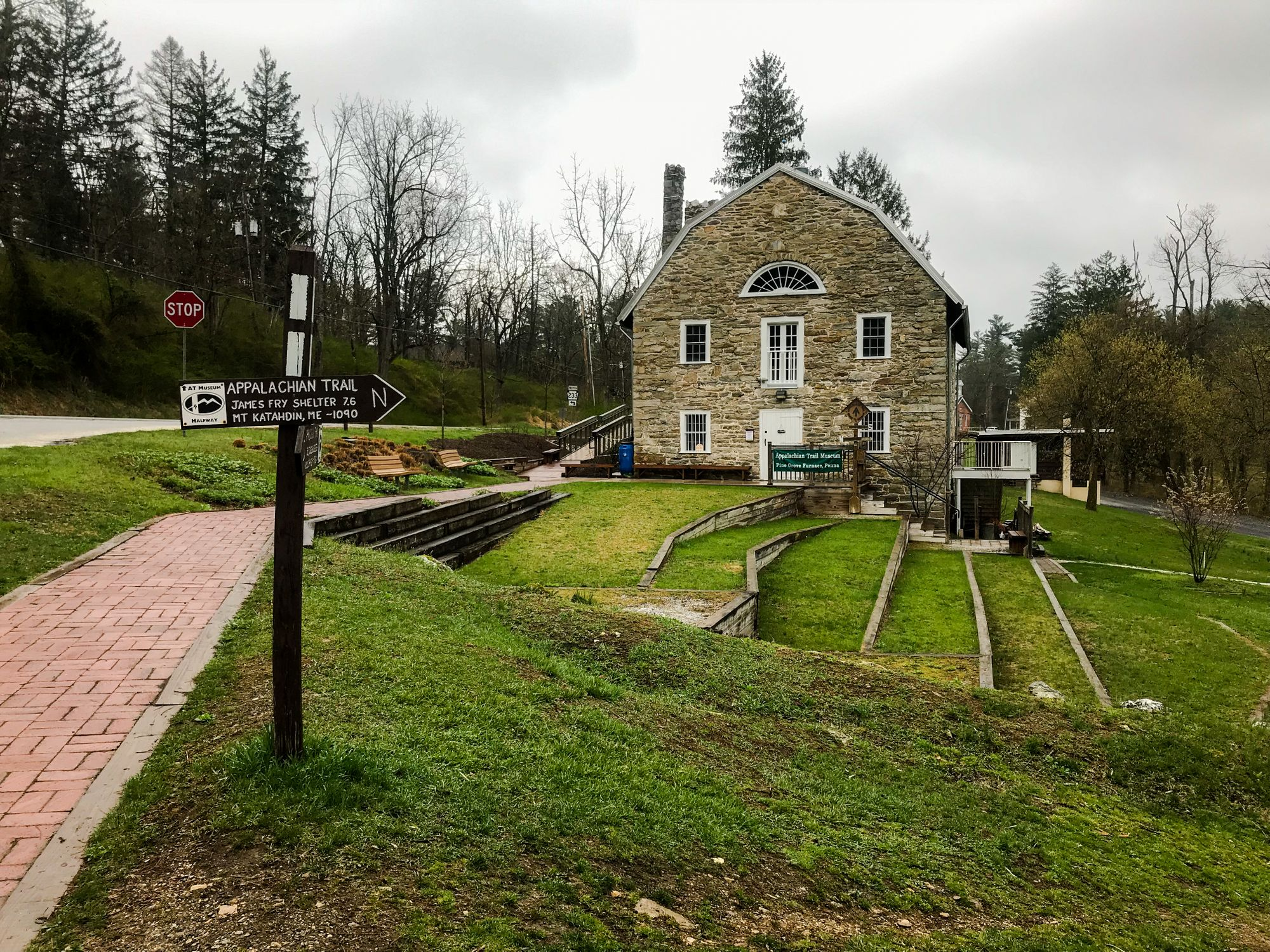 Appalachian Trail Museum at Pine Grove Furnace